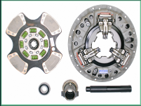 Truck Clutches and Parts.
